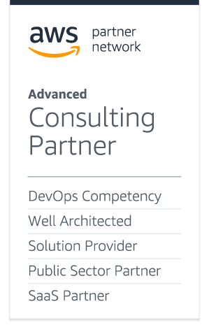 Merged Badge - AWS Cloud Consulting Services