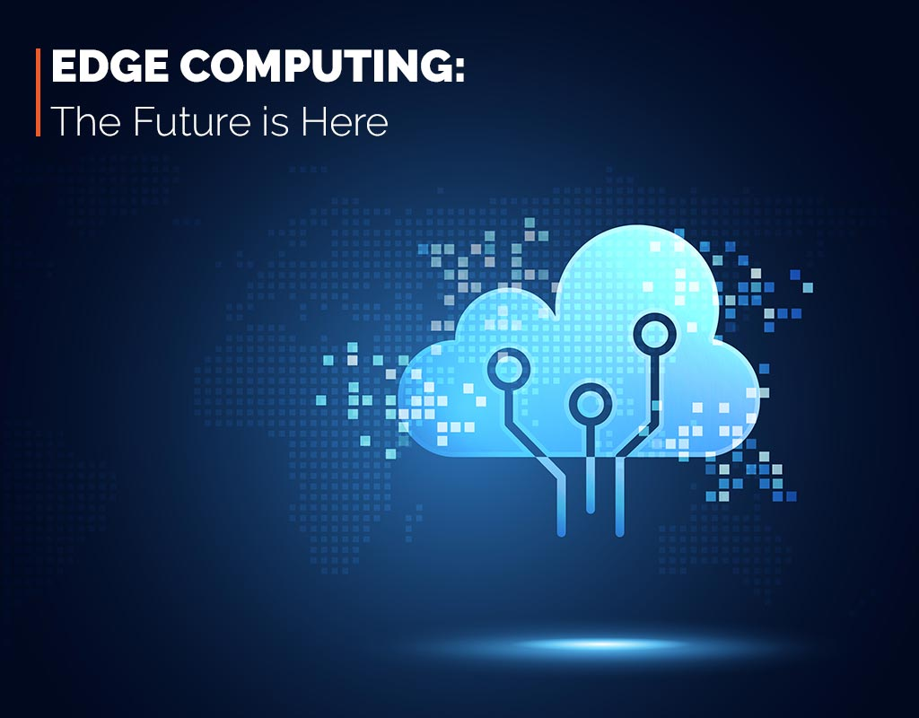 Blog image - Turning towards Edge Computing for Business Transformation