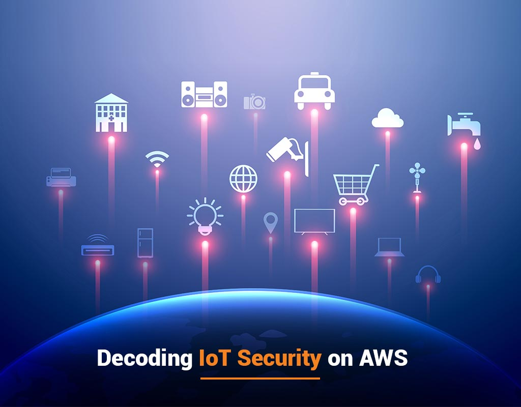 Blog img - Decoding IoT Security issues with AWS