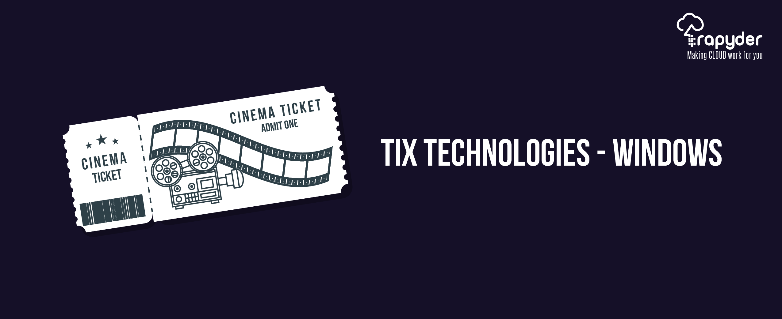 tixCS 01 - Tix Technologies Migrates to AWS with Rapyder