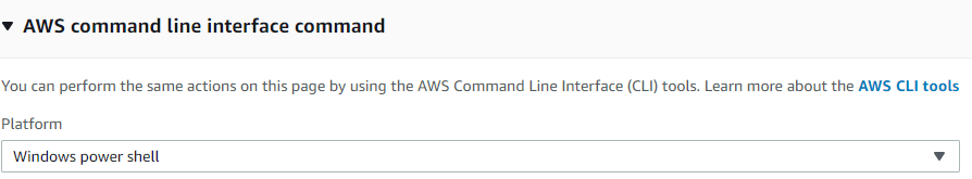Aws command line interface command 3 - Monitoring Applications with Custom CloudWatch Metrics Using AWS Systems Manager