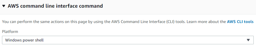 Aws command line interface command - Monitoring Applications with Custom CloudWatch Metrics Using AWS Systems Manager