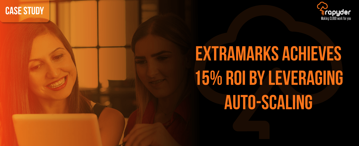 AWS Auto Scaling Case study Extramarks achieves 15 ROI by Leveraging AWS Auto Scaling  - Extramarks achieves 15% ROI by Leveraging AWS Auto Scaling