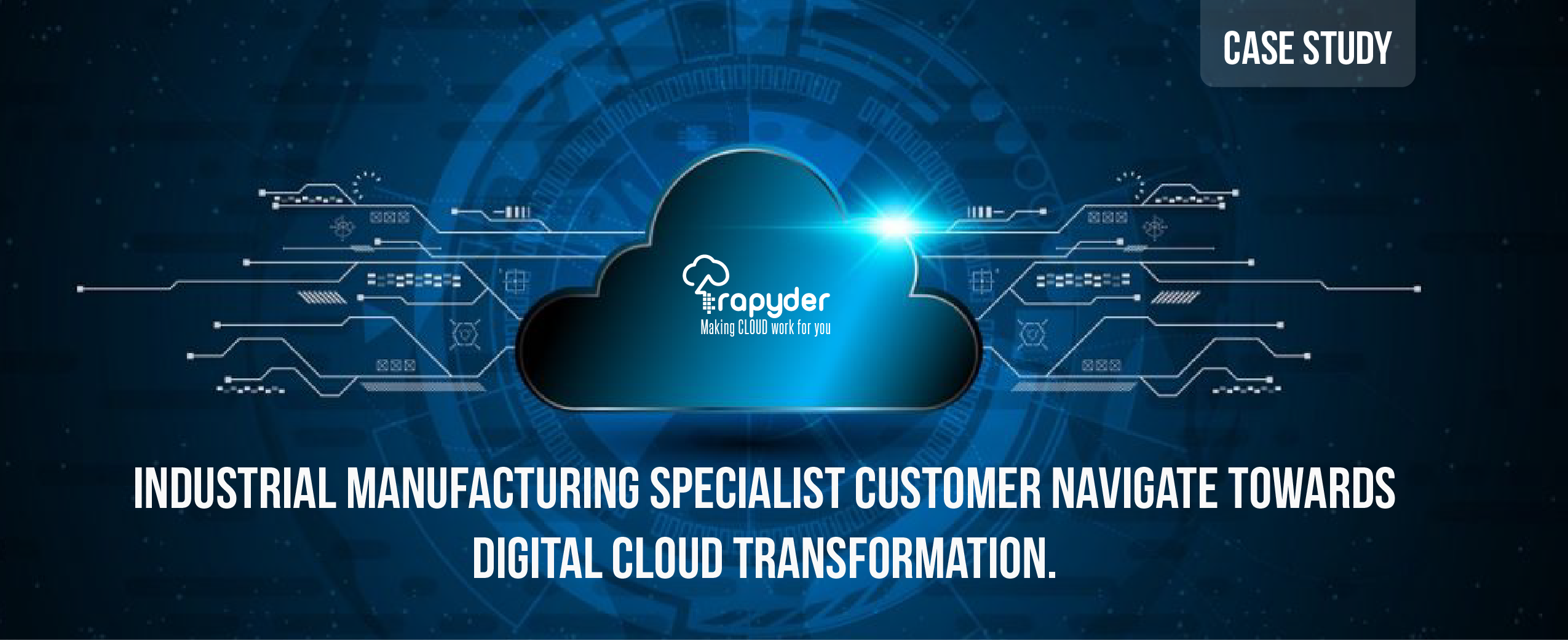 AWS Manufacturing Case Study: Industrial Manufacturer Transforms operations with AWS Cloud