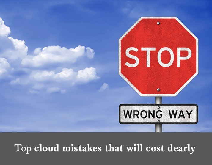 Cloud Deployment Top cloud Mistakes to avoid for a Successful Migration  - Cloud Migration Blogs