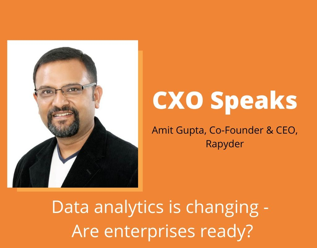 Data Analytics is changing  Is your enterprise ready - Home