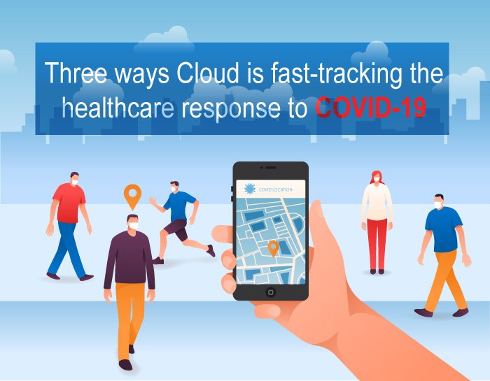 september blog 2 - Covid-19: How Cloud is fast-tracking healthcare response to pandemic