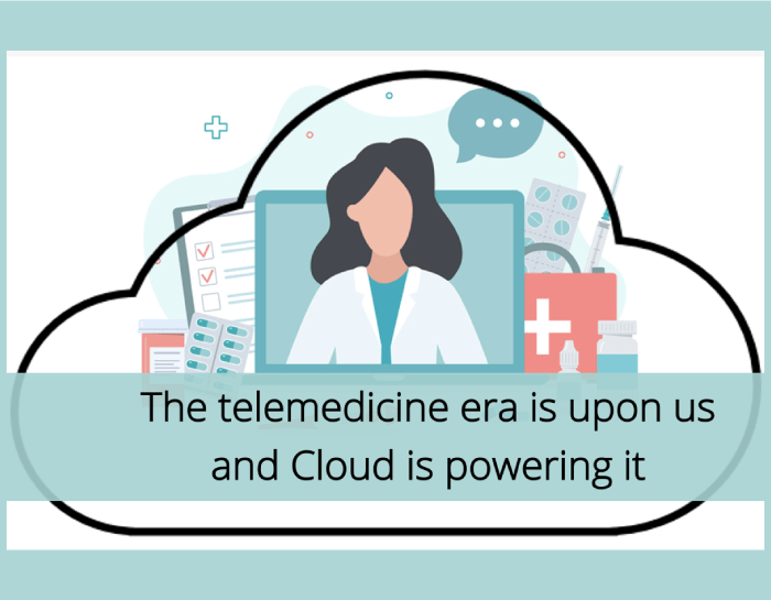 telemedicine Cloud services healthcare during pandemic 1 - The Telemedicine Era is upon us and Cloud is Powering it