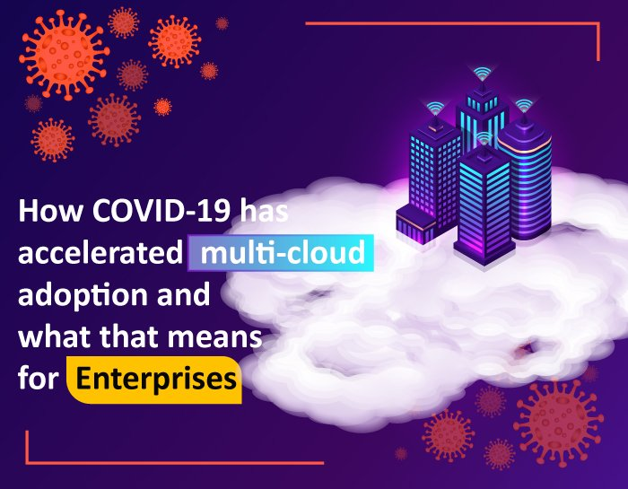 COVID 19 has accelerated multi cloud adoption - How COVID-19 has accelerated multi-cloud adoption and what that means for Enterprises