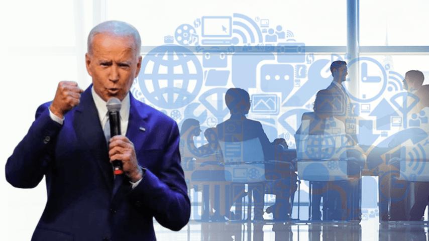 Tech in the Biden era 1 - Home