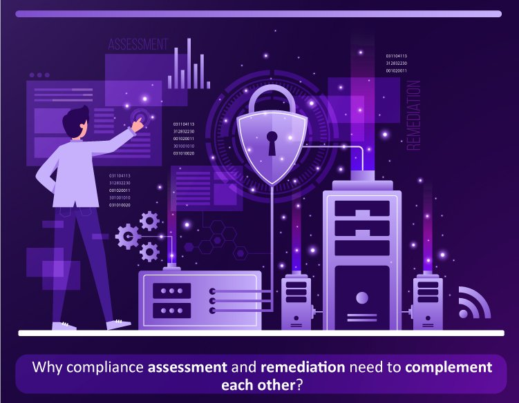 blog jan 2 - Why compliance assessment and remediation need to complement each other?