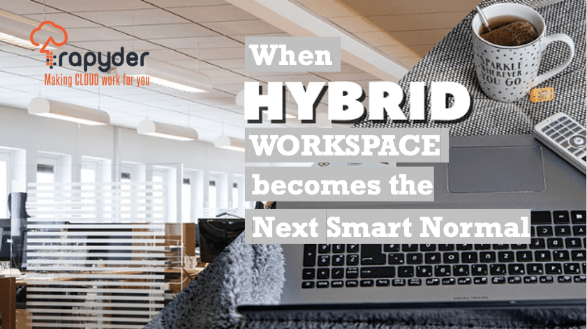 Future of Work - Hybrid Workplace