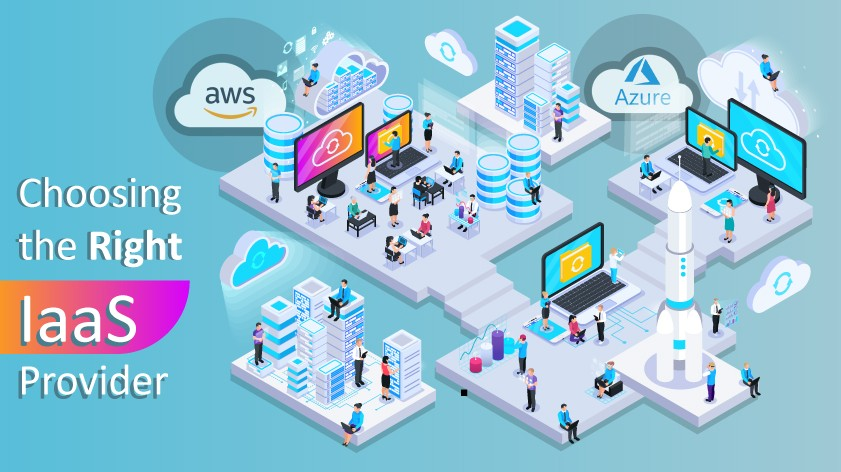 Guide to choosing the right IaaS provider – AWS or Azure?