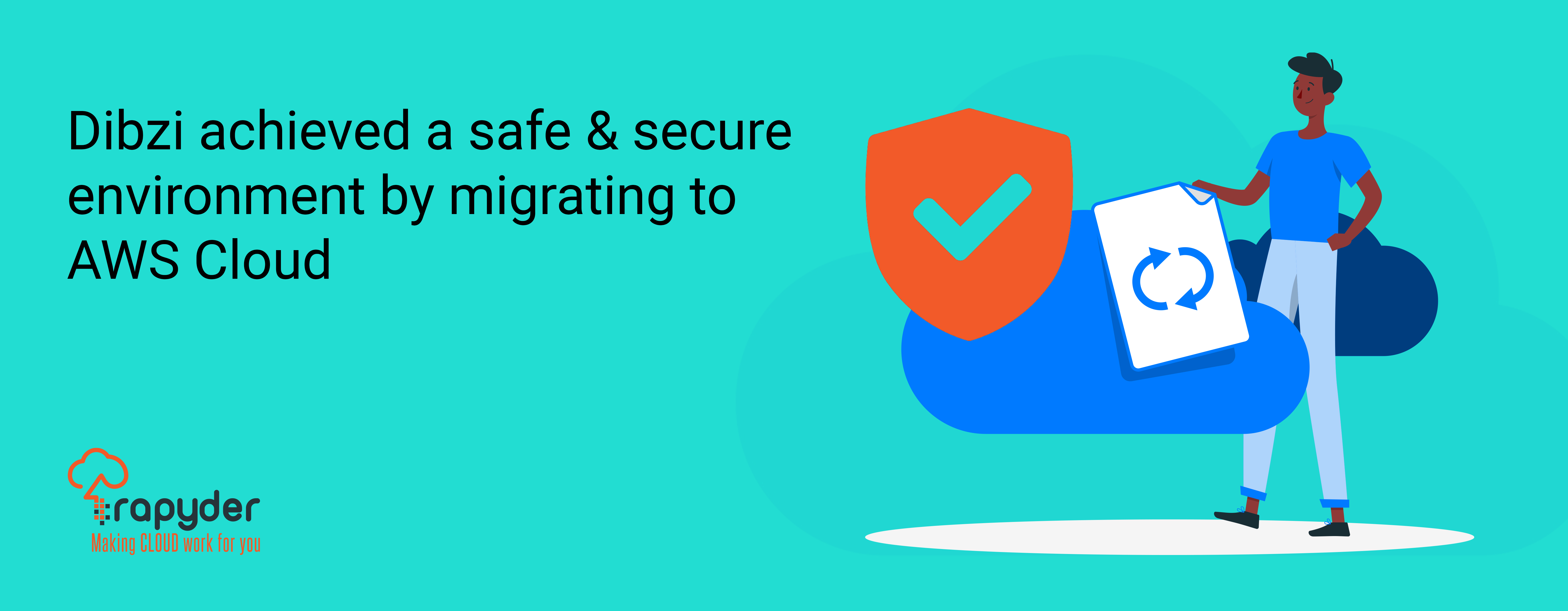 Dibzi achieved a safe & secure environment by migrating to AWS cloud