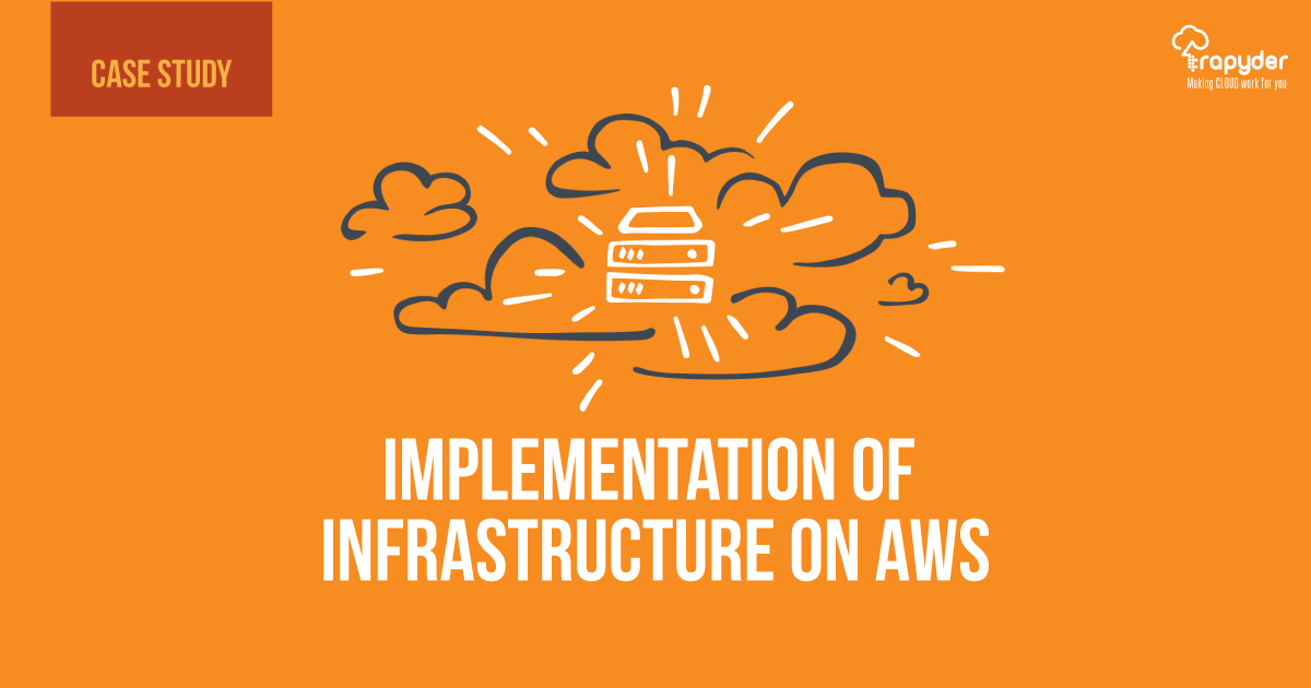 Implementation---AWS